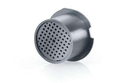 <strong>FreshAir koolfilter (2 stuks).</strong> Het in de ventilator geïntegreerde FreshAir koolfilter zuivert de circulerende lucht en neutraliseert onaangename geuren. Op het bedieningspaneel wordt aangegeven wanneer het filter moet worden vervangen.